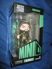Aquaman Dc Comics Figure/Statue by Iron Studios Mini Co ~Justice League Jla