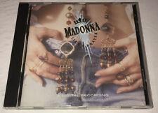 Madonna Like A Prayer Rock Music Cd 4M