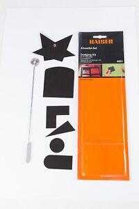 "Kaiser Dodging Kit -  4061 -  for Darkroom ""Dodging/Burning""  When Enlarging"