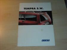 24077) Fiat Tempra SW Prospekt 1993