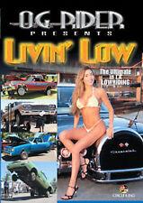 O.G. Rider Presents Livin Low (DVD, 2006)