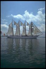 257098 Juan Sebastián De Elcano cuatro Masted Schooner España A4 Foto Impresión