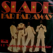 "7"" 1974 GLAM ! THE SLADE : Far Far Away /RARE IN MINT-"