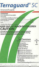 Terraguard Sc 32 oz. Quart Ornamental Fungicide 42.14% Triflumizole