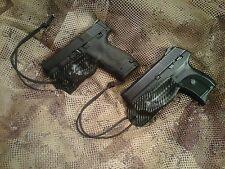 Gunner's Custom Holsters Trigger Guard holster IWB CCW Crimson Trace & Lasermax