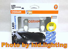 Osram H8 H11 H16 LED 6000K Cool White Fog light beam lamp LEDriving Retrofit 12V