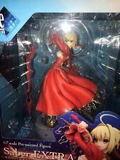Fate/Extra Saber EXTRA Kotobukiya Full Scale 1/7 Figure