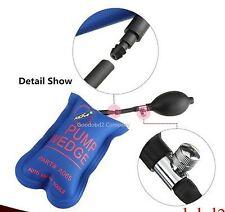 Nice Air Shim Inflatable Pry Bar Pump Wedge Bag Door Windows Opener Blue Small