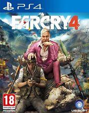 Far Cry 4 - PS4 - NUOVO SIGILLATO E ITALIANO
