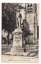 vendôme  statue de rochambeau.