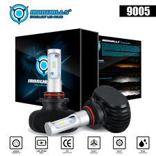 9005 9145 LED Headlight Kit 1800W 270000LM Hi-Lo Beam Bulb HB3 H10 6000K White