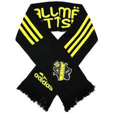 """ADIDAS """"AIK STOCKHOLM"""" Calcio Fan SCIARPA Solna football scarf Maglia Berretto Panno"""
