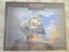 Assassins Creed IV Black Flag Jackdaw Maquette Model Ship Replica Official NEW
