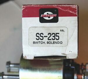 NEW OEM STANDARD SS235 STARTER SOLENOID For 1973-1990 CHEVROLET GMC HONDA ISUZU