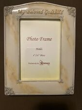 "New Roman Photo Frame ""My Beloved Godchild�"