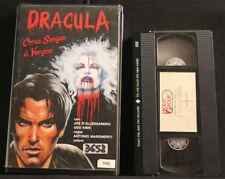 VHS_Dracula cerca sangue di vergine... e morì di sete di Antonio Margheriti
