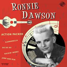 10 INCH / 25 CM - Ronnie Dawson - Action Packed - Rockabilly  LP-  NEW SEALED !