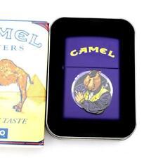 New ListingVintage 1997 Zippo Lighter Camel Joe in Window Purple Matte Mint in Tin Z323