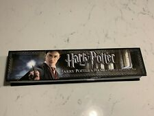 Harry Potter's Illuminating Wand interactive wand, the Noble Collection