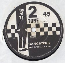 "Specials Special A.K.A. - Gangsters 7"" Single 1979"