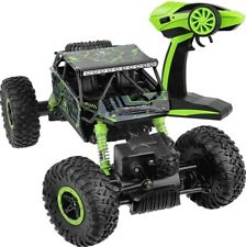 4WD RC Monster Truck Off-Road Vehicle 2.4G Remote Control  Crawler Car Green