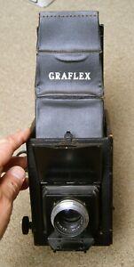 "Graflex RB series B w/Ektar 127mm f/4.5 & Grafmatic ""23"" film holder"
