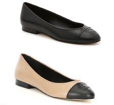Women MK Michael Kors Dylyn Ballet Flat Leather