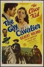 Gay Cavalier Poster 01 métal signe A4 12x8 aluminium