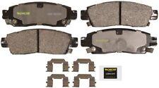 Disc Brake Pad Set-Total Solution Ceramic Brake Pads Rear Monroe CX883
