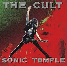 THE CULT : SONIC TEMPLE 30 : DOUBLE VINYL LP NEW & SEALED