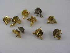 Lot of Nine (9) Angel Pins