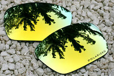 Yellow Gold Polarized Replacement Sunglass Lenses for Oakley Fuel Cell