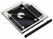 2nd Hard Drive HDD SSD Caddy for Dell Inspiron 15 3537 5570 14 3437  GU90N DVD