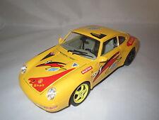 """UMBAU  Porsche 911 Carrera """"1993""""  (Deutschland)  #1  1:18 ohne Verpackung !"""