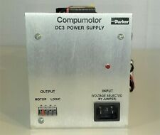 Parker DC3 Compumotor Power Supply, 24 / 48 / 90 Vdc, 115/230 Vac, Xzel XL-1003