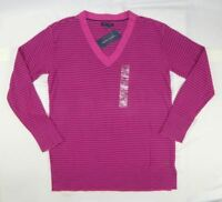 Tommy Hilfiger Womens Sweater, V-Neck Sweater size Medium (14)