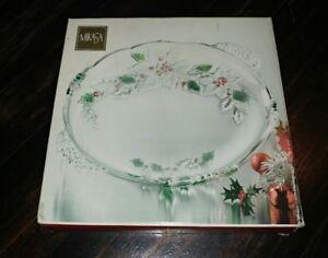 mikasa glass bowl