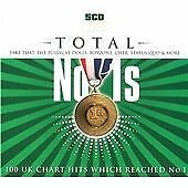Various Artists - Total No.1s (5xCD)