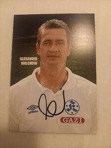 Signierte AK Alexander Malchow Stuttgarter Kickers NEU