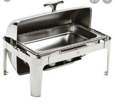 More details for madrid delux roll top chafging dishes