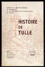 GEORGES VERYNAUD, HISTOIRE DE TULLE (CORRÈZE)