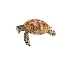 SEA TURTLE by Schleich/NEW 2013/toy/turtles/14695/RETIRED