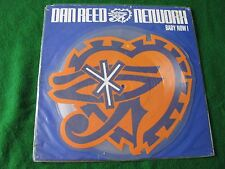 DAN REED NETWORK.. Baby Now I  (Shaped Pic. Disc)