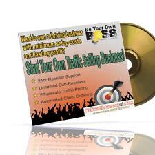 Start your own online business! Become a WebTraffic Reseller!!