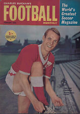 Charles Buchan's Football Monthly Magazine - February 1963