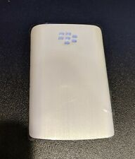 BlackBerry Pearl 9100 9105 Battery Cover Door Back White