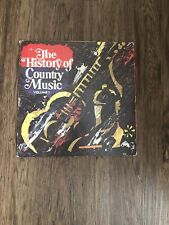 history of country music Volume 1