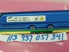 256MB Rambus Rimm 256MB/16  184PIN  Non ECC PC 600-53  DUAL RANK  16X8