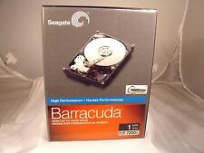Seagate Barracuda 1TB 7200RPM ST310005N1A1AS-RK Internal Hard Drive