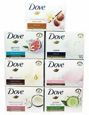 Dove Beauty Cream Bar Moisturizing Cream Soap 135g / 4.75 oz Variety